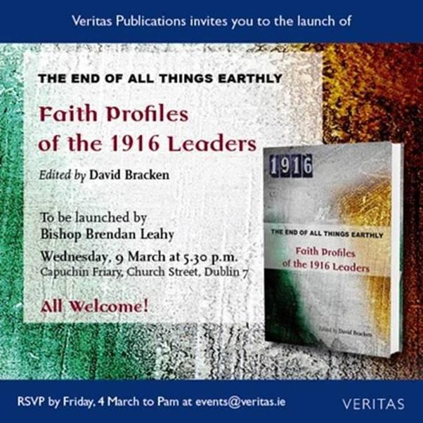 Faith Profiles of the 1916 Leaders
