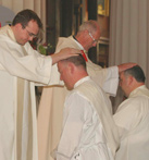 priests being ordained