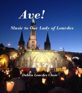 Lourdes torchlight