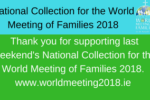 Newsletter Notice 4 THANK YOU for Fourth National Collection