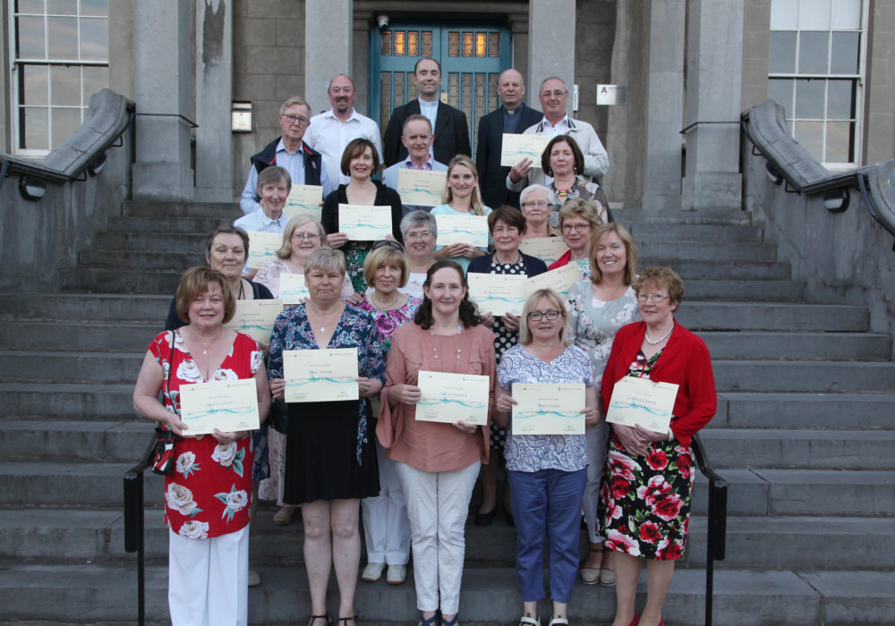 Faith for Life Awards group